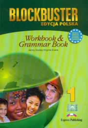Blockbuster 1 Workbook  Edycja polska, Dooley Jenny, Evans Virginia