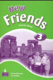 New Friends 3 Activity Book, Skinner Carol, Kilbey Liz