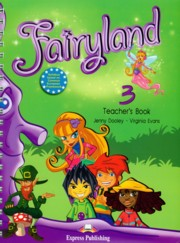 Fairyland 3 Teacher's Book, Dooley Jenny, Evans Virginia