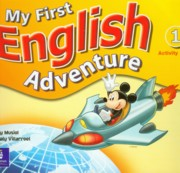 My First English Adventure 1 Activity Book,