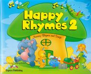 Happy Rhymes 2 Pupil's Book + CD + DVD, Dooley Jenny, Evans Virginia