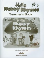 Hello Happy Rhymes Teacher's Book, Dooley Jenny, Evans Virginia