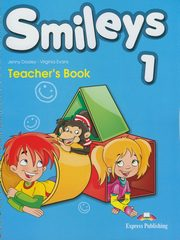 Smileys 1 Teacher's Book, Dooley Jenny, Evans Virginia