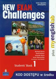New Exam Challenges 1 Student's Book, Harris Michael, Mower David, Maris Amanda