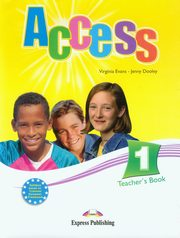 Access 1 Teacher's Book,