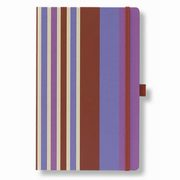 Notes Ivory A5 Stripes 006 linia,