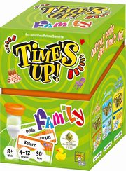 Time's Up! Family, Peter Sarrett