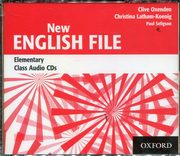 New English File Elementary Class Audio CD(3),