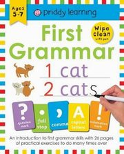 First Grammar Ages 5-7, Priddy Roger