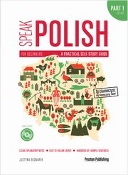 Speak Polish A practical self-study guide + CD (mp3), Bednarek Justyna