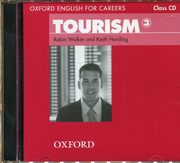 Oxford English for Careers Tourism 3 Class CD, Walker Robin, Harding Keith