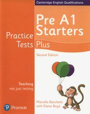 Practice Tests Plus YLE 2ed St,
