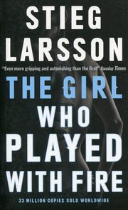The Girl Who Played with Fire, Larsson Stieg