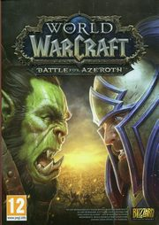 World of Warcraft Battle for Azeroth Dodatek,