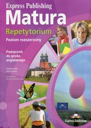 Matura Repetytorium P/R SB + DigiBook, Evans Virginia, Dooley Jenny